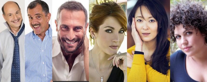 I Bonobo di Laurent Baffie debutta a Roma con un cast di sei grandi attori