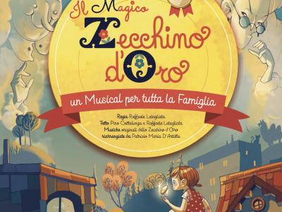 Il magico Zecchino D'Oro-musical in omaggio alla kermesse televisiva