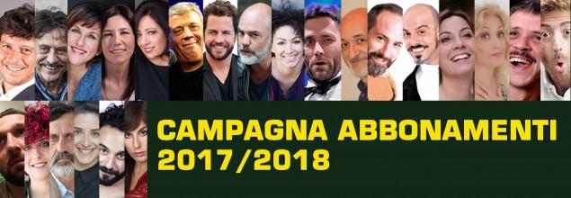 Stagione 2017-2018 Teatro 7 Roma