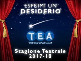 Stagione 2017-2018 Teatro EuropAuditorium
