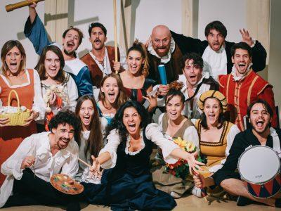 Al Teatro Flaiano Artemisia Musical