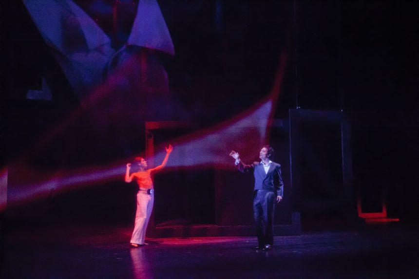 Dorian Gray. La bellezza 2018-spettacolo Fenice