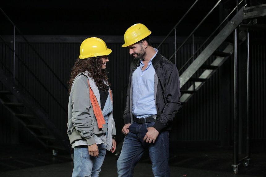 Flashdance al Teatro Nazionale - Valeria Belleudi e Lorenzo Tognocchi