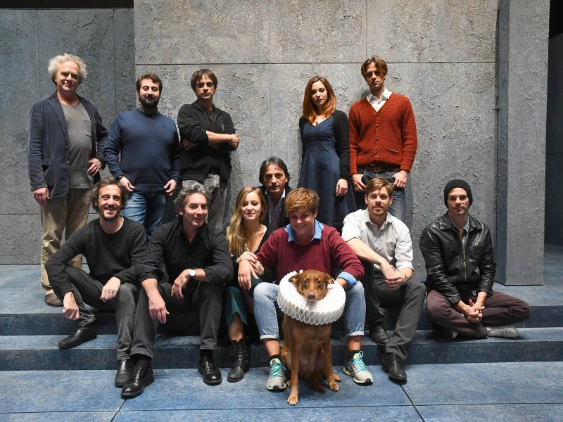 I due gentiluomini di Verona di Shakespeare a Brescia