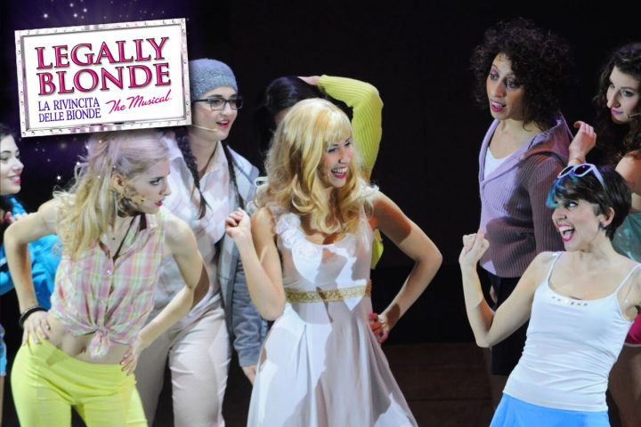 LEGALLY BLONDE_Celebrazioni-Bologna 2