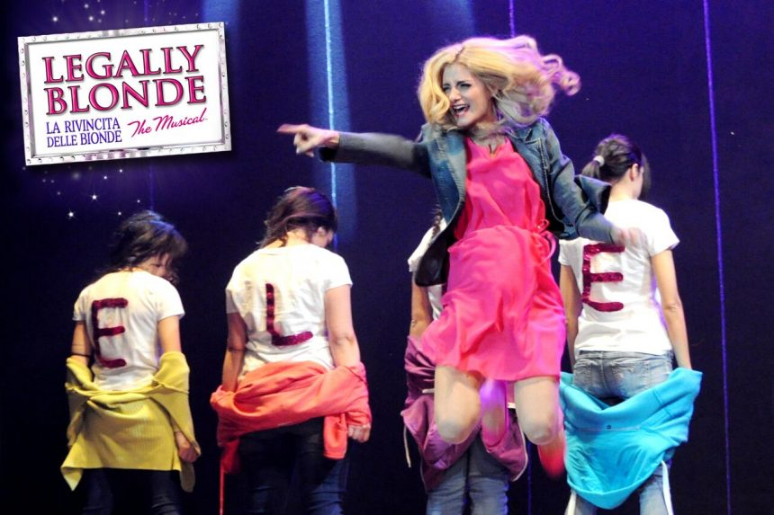 LEGALLY BLONDE_Celebrazioni-Bologna 3