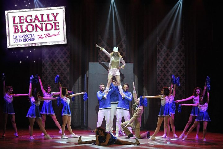 LEGALLY BLONDE_Celebrazioni-Bologna 4