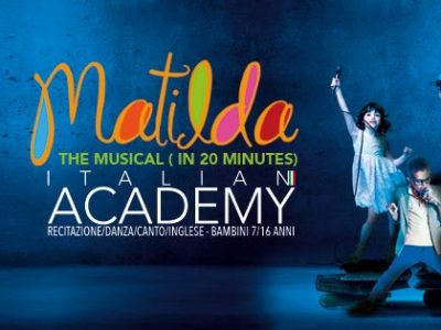 Bando Matilda Italian Academy 2017-18. Produzione Todomodo