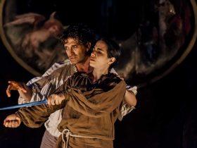 Di e con Cesare Capitani - Io Caravaggio al Teatro Franco Parenti di Milano
