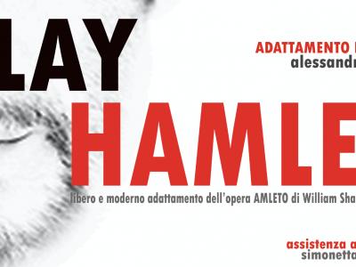 Jacopo Pelliccia e' Orazio in Play Hamlet al Teatro Cometa Off - tag