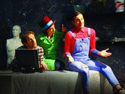Pinocchio Cuor Connesso al Teatro Nazionale