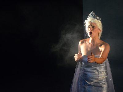 regina dei ghiacci Mini musical