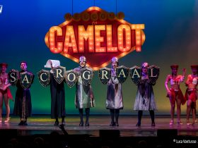 Recensione Spamalot musical
