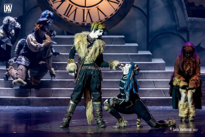 Cats Opera' Populaire-Luca Vantusso