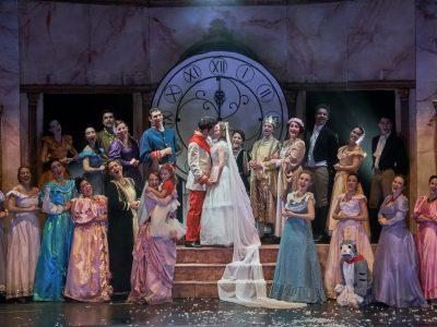 Recensione Cinderella il Musical La fiaba delle fiabe al Teatro Nuovo di Milano dal 16 dicembre