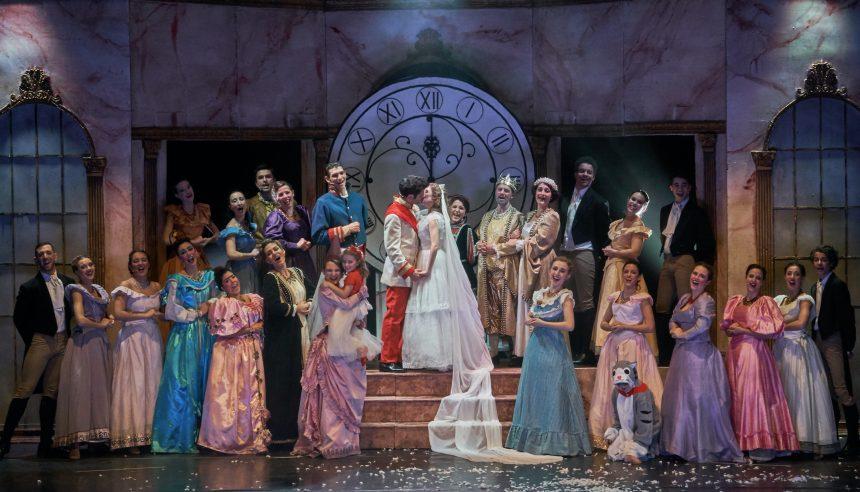 Cinderella il Musical La fiaba delle fiabe al Teatro Nuovo di Milano dal 16 dicembre