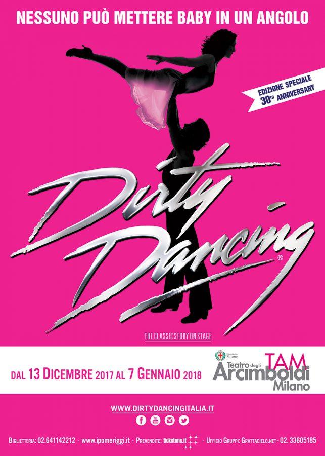 Dirty Dancing-30 del film torna in scena. Le date del tour-Milano