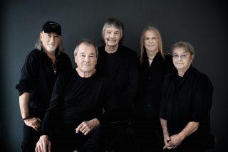 I Deep Purple in Italia nel 2018 - Stupinigi Sonic Park a Nichelino