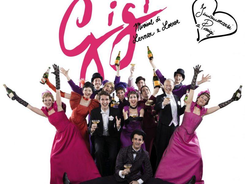 Spettacoli delle Feste al Teatro Carcano 2017-2018-GIGI