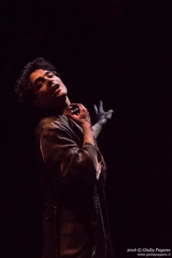 Dorian Gray musical al Teatro Sistina-Giulia Pagano fenice