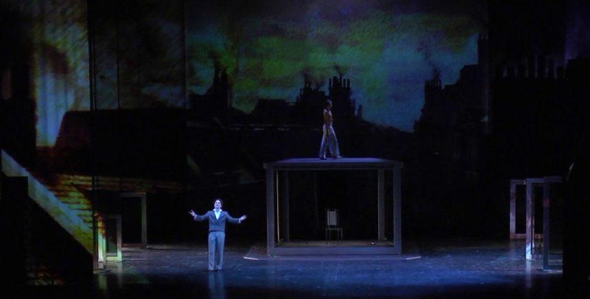 Dorian Gray musical al Teatro Sistina
