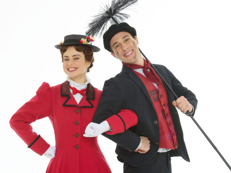 Mary Poppins musical-i video promo in attesa del debutto a Milano