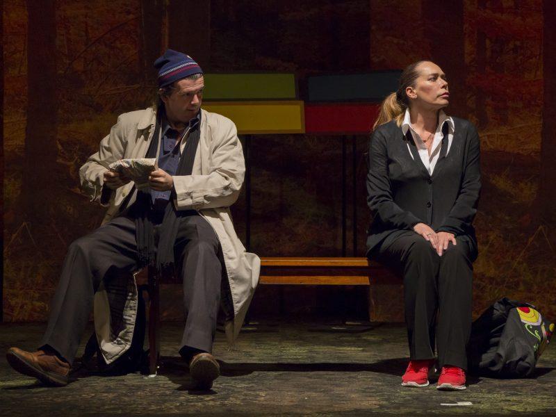 Recensione Il Bacio con Barbara De Rossi e Francesco Branchetti al San Babila