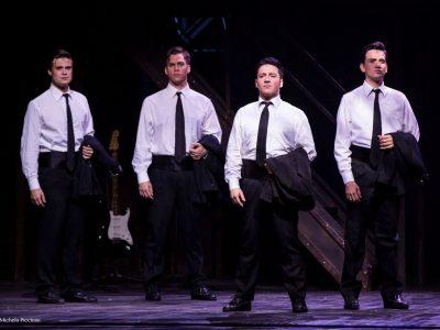 Jersey Boys al Teatro Nuovo