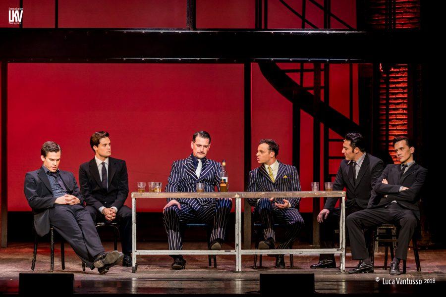 Recensione Jersey Boys al Teatro Nuovo