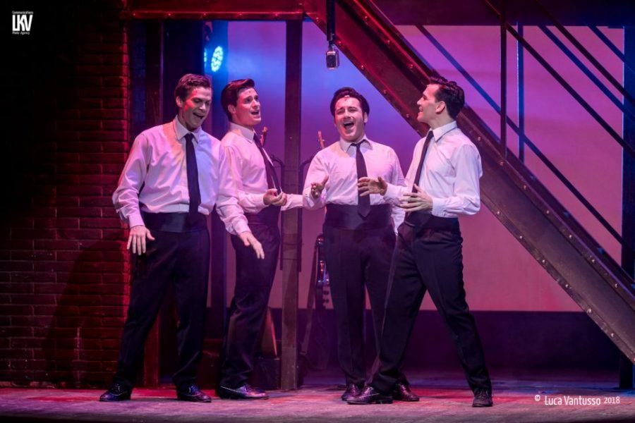 Recensione Jersey Boys al Teatro Nuovo_2