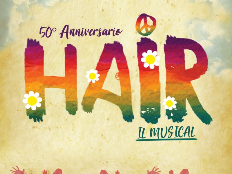 Aperte le vendite di Hair musical a Milano. Spettacolo di MTS Musical The School
