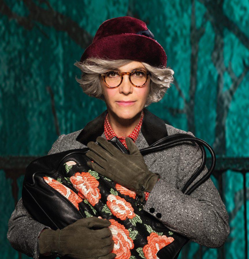 Con Miss Marple Maria Amelia Monti al Teatro Superga di Nichelino