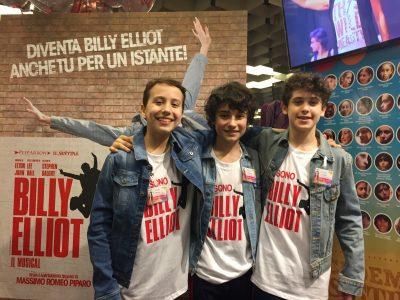 Dal Teatro Arcimboldi di Milano Billy Elliot il musical torna in scena. Le date 2018