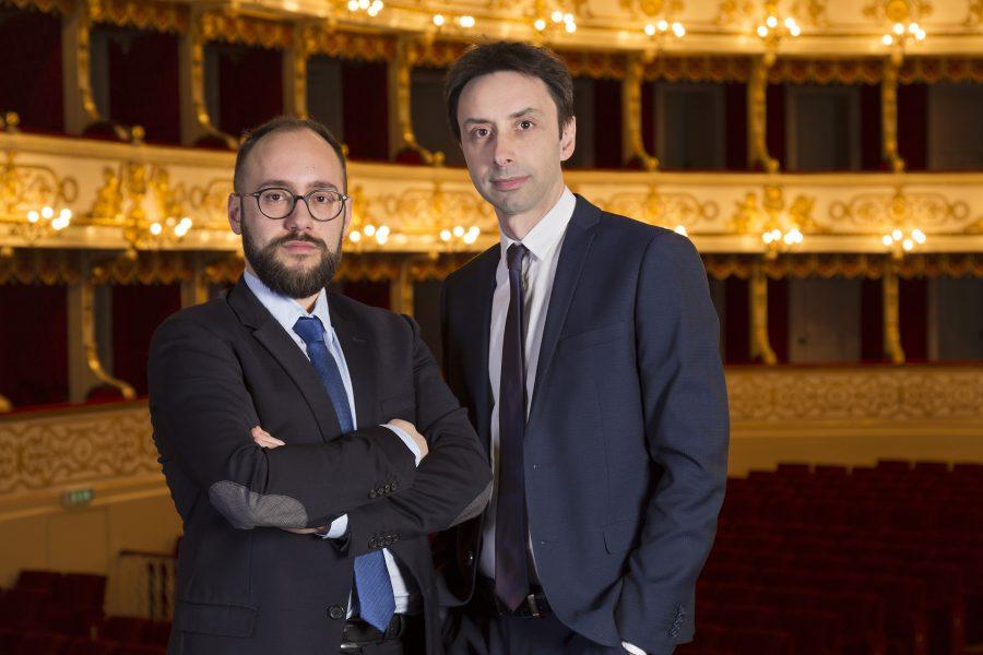 Davide Ienco e Marco Iacomelli (Foto di Chiara Poggi)