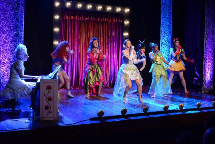 Disincantate allo Spazio Teatro NO'HMA Teresa Pomodoro-2