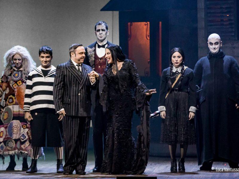 Luca Vantusso LKV- Recensione La Famiglia Addams Teatro Nuovo-2