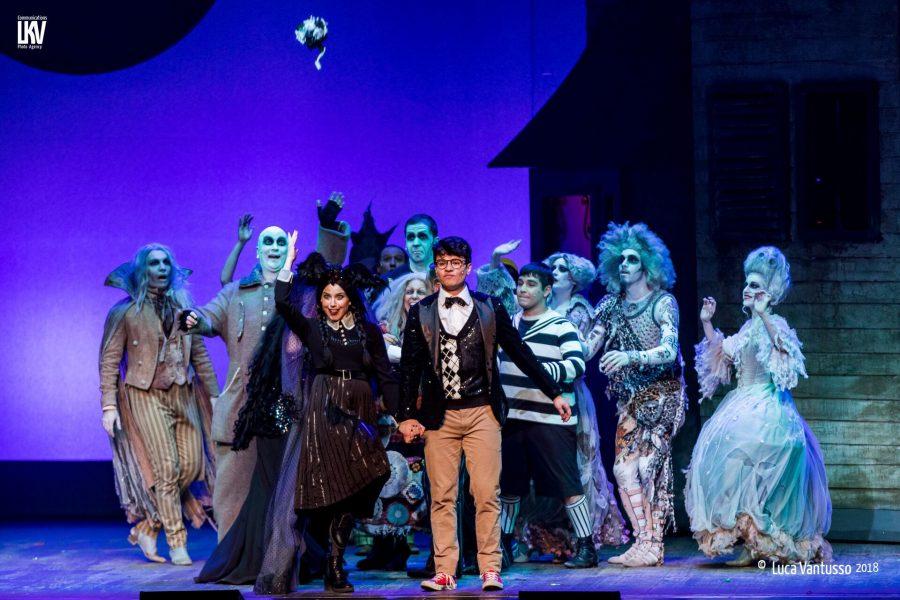 Luca Vantusso LKV- Recensione La Famiglia Addams Teatro Nuovo-3