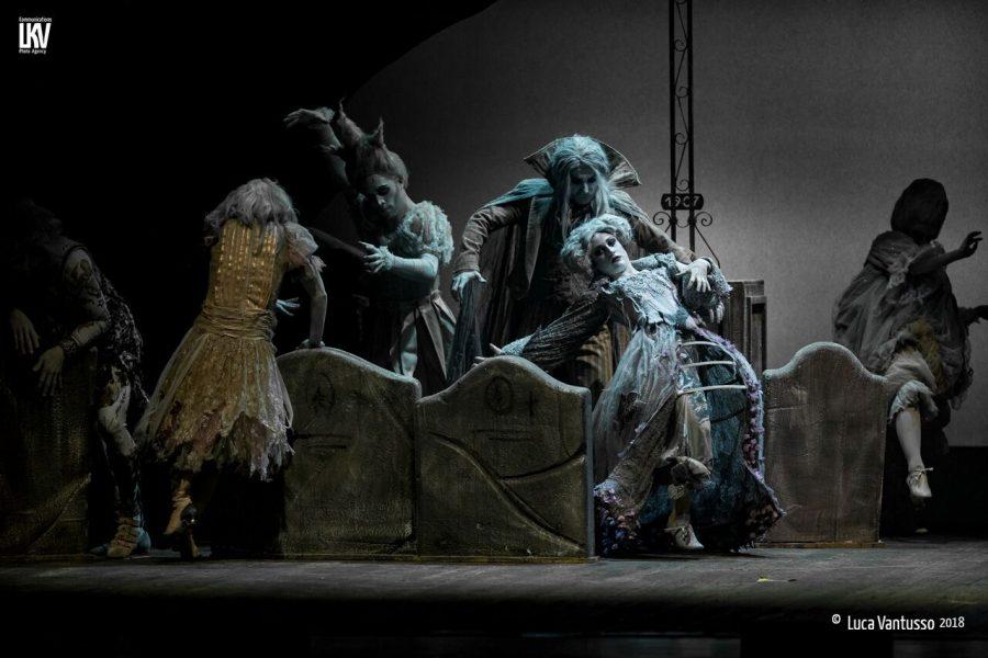 Luca Vantusso LKV- Recensione La Famiglia Addams Teatro Nuovo