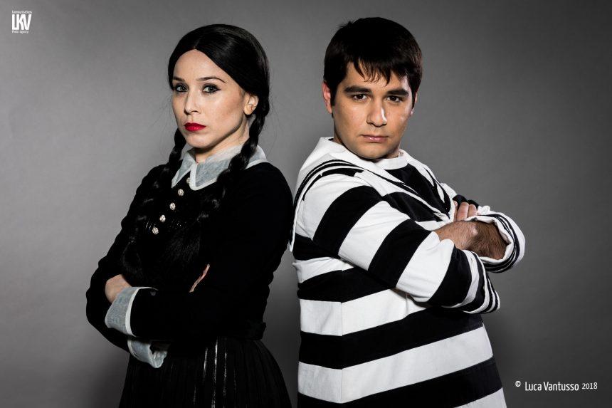 Teatro Nuovo La Famiglia Addams - Figli