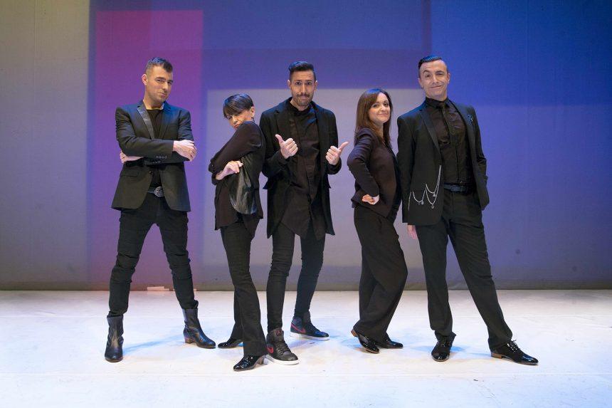 The Human Jukebox versione 2018 al Teatro Leonardo si ride con gl Oblivion-2