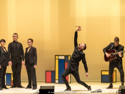 The Human Jukebox versione 2018 al Teatro Leonardo si ride con gl Oblivion