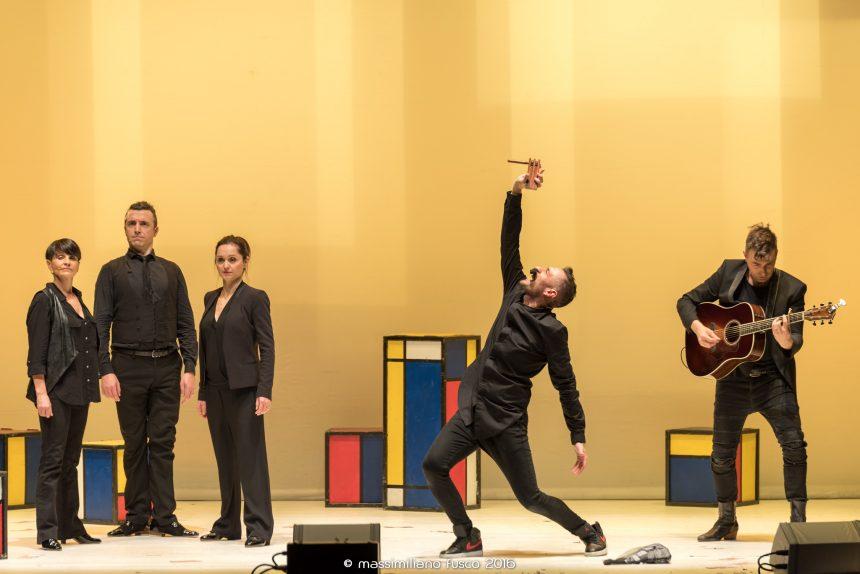 The Human Jukebox versione 2018 al Teatro Leonardo si ride con gl Oblivion