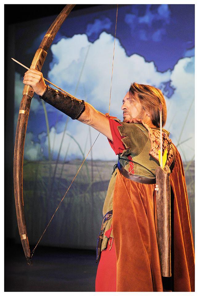 Ad aprile 2018 Robin Hood al Teatro Nuovo di Milano con Manuel Frattini-3
