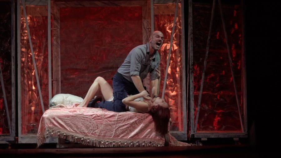 Al Teatro Ciak Milano Otello l'ultimo bacio Opera Musical -2