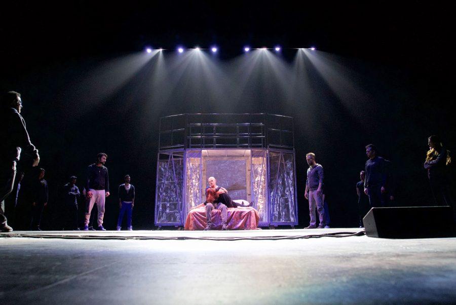 Al Teatro Ciak Milano Otello l'ultimo bacio Opera Musical -4