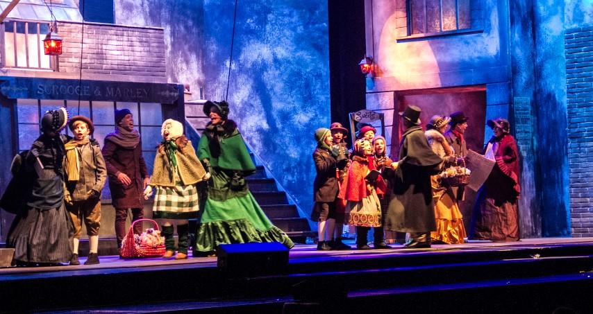Audizione Musical Cast Junior A Christmas Carol della Compagnia BIT-scena