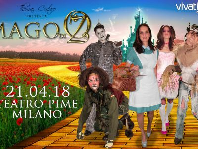 Teatro Pime Il Mago Di Oz - Thomas Centaro