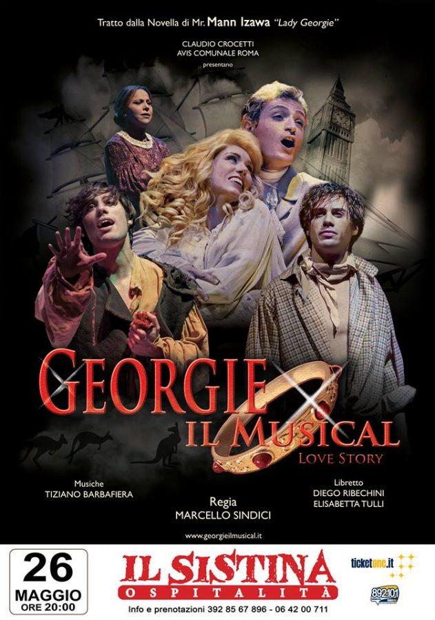 Georgie il musical al Teatro Sistina 2018