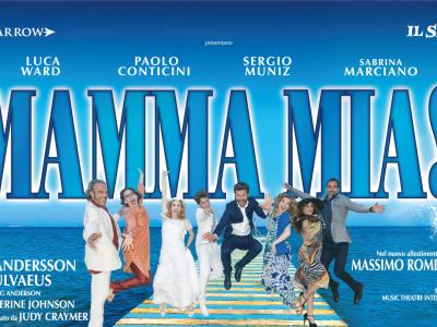 Mamma Mia a Milano da dicembre 2018 a gennaio 2019.