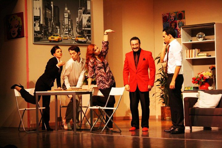 Una serata con Will & Grace al Teatro Marconi